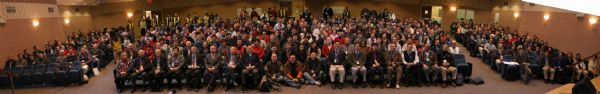 Participants of 2009 North American Chinese Congress on World Evangelization