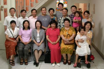 新竹台福福音站於2004年5月16日下午四時,在福泰弟兄家車庫開始了第一次主日崇拜。