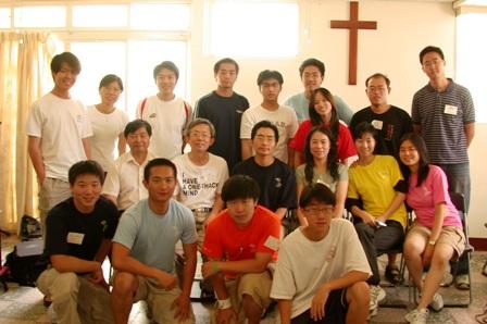 2006 Alpha  camp